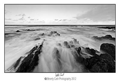 Photograph -  Welsh Coast by Beverly Cash
