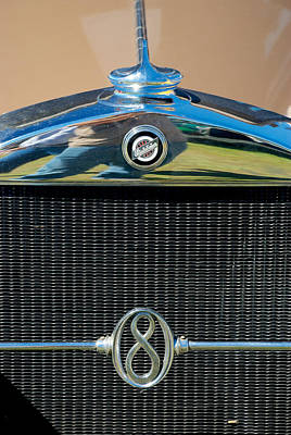 Photograph - 1928 Studebaker by Mark Dodd