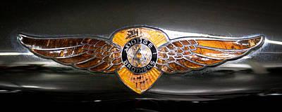 1933 Dodge Dp Rs 2 Door Coupe Art Print by David Patterson