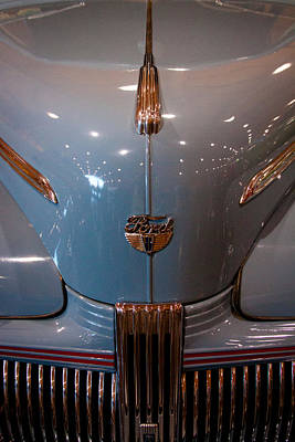 Vintage Cars Photograph - 1942 Ford Deluxe 2-door Club Coupe by David Patterson