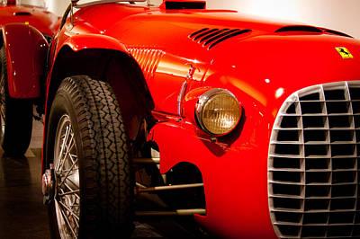 Ferrari Photograph - 1947 Ferrari 166 Spyder Corsa by David Patterson