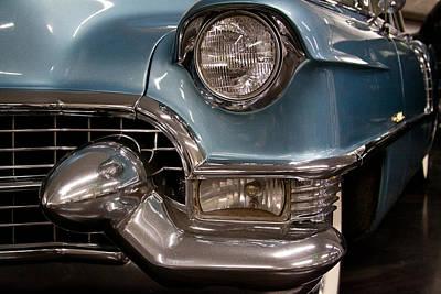 1955 Cadillac Photograph - 1955 Cadillac Eldorado 2 Door Convertible by David Patterson
