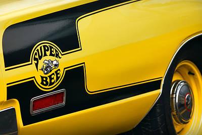 Photograph - 1970 Dodge Coronet Super Bee by Gordon Dean II