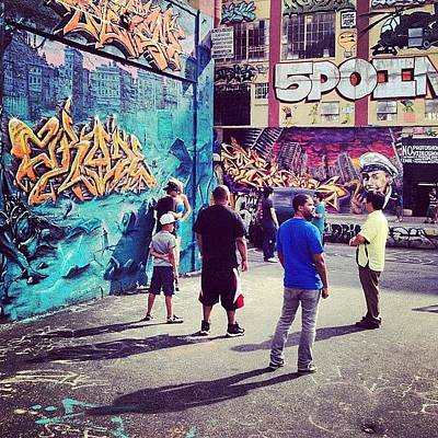 5 Pointz Art Print