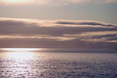 Photograph - A Floreana Sunrise by Harvey Barrison