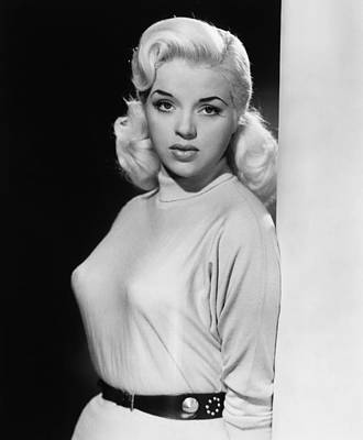 1955 Movies Photograph - A Kid For Two Farthings, Diana Dors by Everett