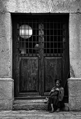 Digital Photograph - A La Entrada by Francesco Nadalini