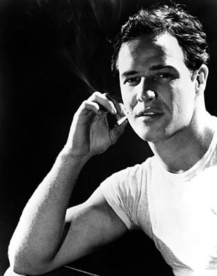 Films By Elia Kazan Photograph - A Streetcar Named Desire, Marlon by Everett