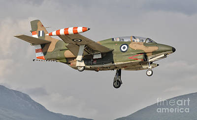 Kalamata Photograph - A T-2 Buckeye Of The Hellenic Air Force by Giovanni Colla