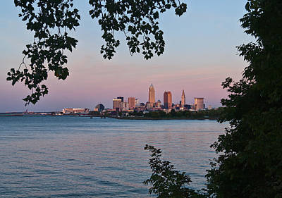 Photograph - A View Of Cleveland by Dale Kincaid