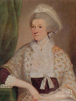 First Lady Photograph - Abigail Adams by Photo Researchers
