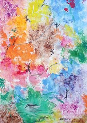 Painting - Abstract 18 by Alex Rahav