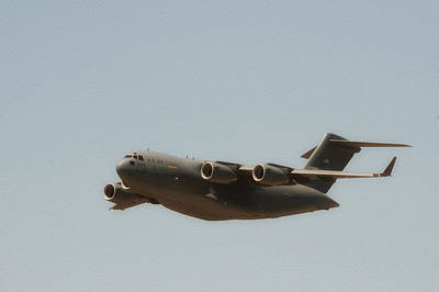 Photograph - Air Force C-17 by Gary Rose