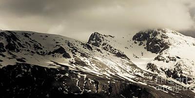 Aladaglar Mountains Art Print