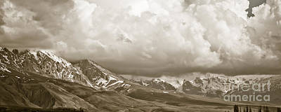 Aladaglar National Park Art Print