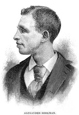 Alexander Berkman Art Print
