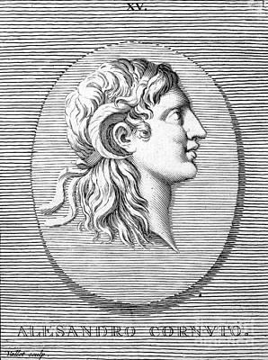 Alexander The Great (356-323 B.c.) Art Print by Granger