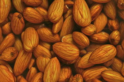 Photograph - Almonds N H2o by Henri Irizarri
