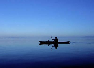 Photograph - Serenity Surrounds by Lorraine Devon Wilke