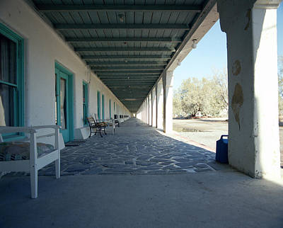 Photograph - Amargosa Hotel by Jan W Faul