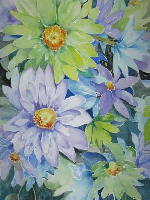 Amy's Bouquet Art Print