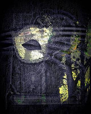 Subconscious Digital Art - Ancient Knowledge by Mimulux patricia no No