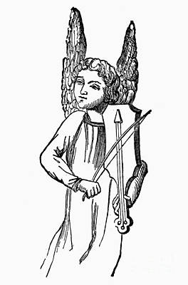 Photograph - Angel, 13th Century by Granger