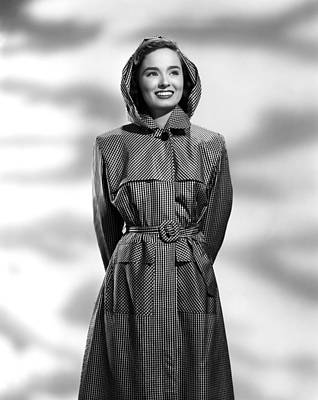 Ann Blyth, 1946 Art Print by Everett