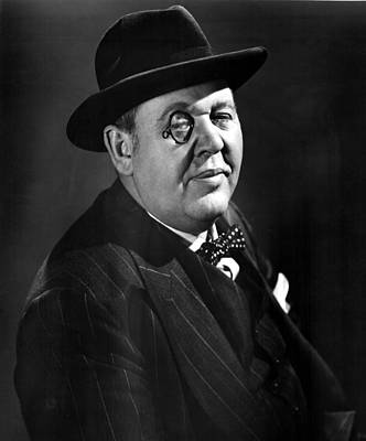 1948 Movies Photograph - Arch Of Triumph, Charles Laughton, 1948 by Everett