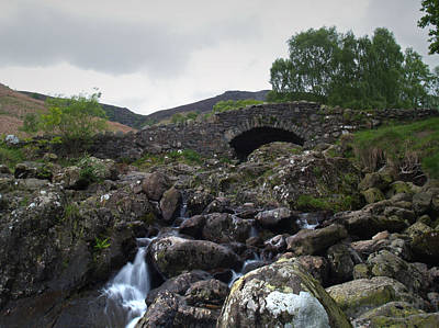 Ashness Bridge Art Print by Steve Watson