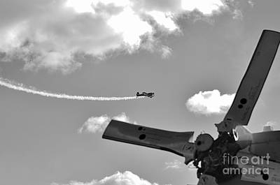 Photograph - At The Airshow by Don Youngclaus
