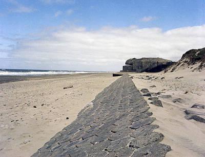 Atlantic Wall Original by Jan W Faul