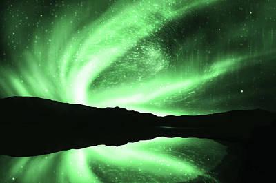 Alaska Photograph - Aurora by Setsiri Silapasuwanchai