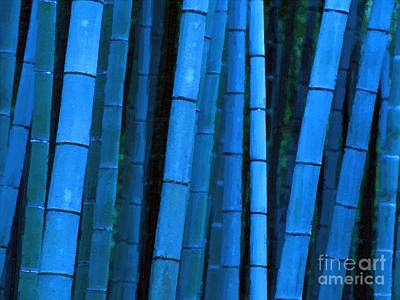 Mixed Media - Bamboo by Jerry L Barrett