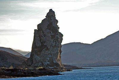 Photograph - Bartolome Island by Harvey Barrison