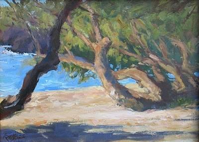 Painting - Beach 69 by Robert Weiss