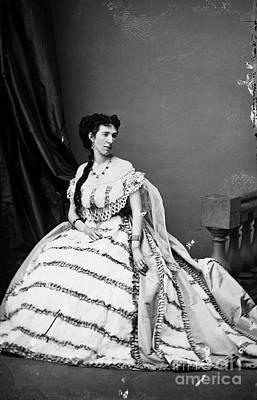 Boyd Photograph - Belle Boyd (1844-1900) by Granger
