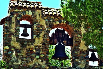Photograph - Bells Of San Miguel by Gary Brandes