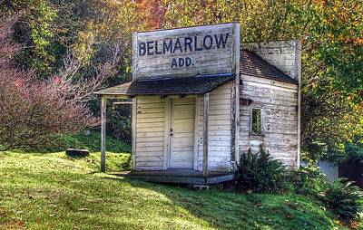 Photograph - Belmarlow Add. by Chris Anderson