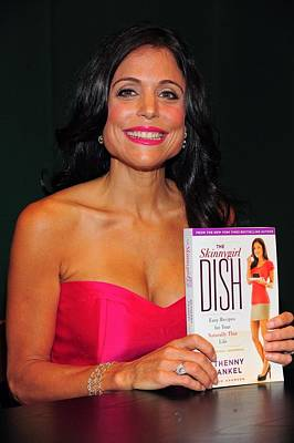 Bethenny Frankel At In-store Appearance Art Print by Everett