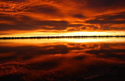 Photograph - Big Sky Colorado by Billie Colson
