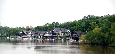 Boathouse Row Original