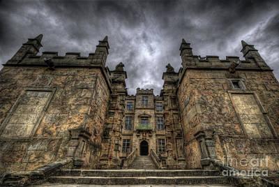 Photograph - Bolsover Castle by Yhun Suarez