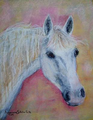 Painting - Boomer by Annamarie Sidella-Felts