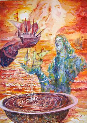 Borinquen Art Print by Estela Robles