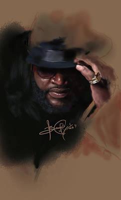 Boss Original by Brandon Coley