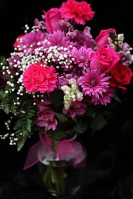 Bouquet Of Love 2 Art Print
