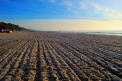 Fun Patterns - Bournemouth Beach by Chris Day
