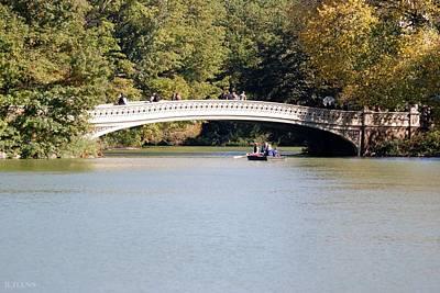 Photograph - Bow Bridge  by Rob Hans