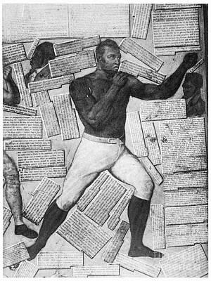 Boxing: Thomas Molineaux Art Print by Granger